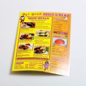 PrintMeFast Leaflet